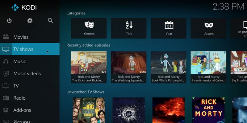 kodi movie exodus addon