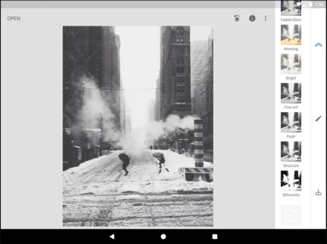best-photo-editing-apps-for-android-snapseed