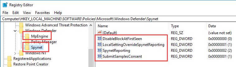harden-windows-defender-keys-added-to-registry