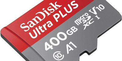How a MicroSD Card Can Store Up to 400GB of Data