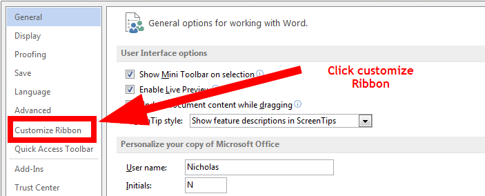 online-offline-video-word-doc-customize-ribbon