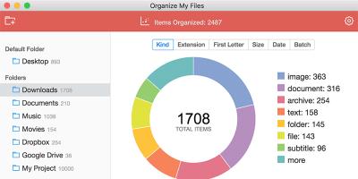 Organize My Files
