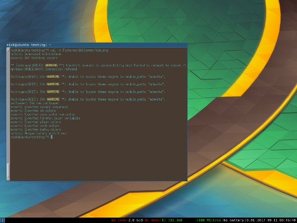 Wal on Ubuntu