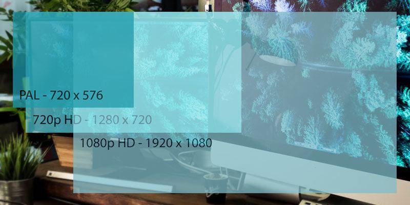 screen resolution in windows 10