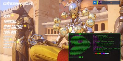 Overwatch In Wine On Gentoo