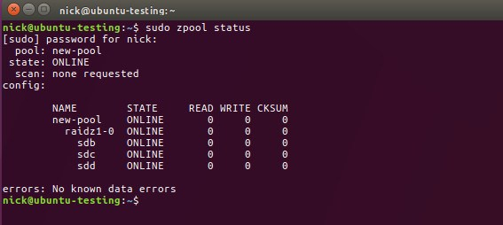 How to Use the ZFS Filesystem on Ubuntu Linux - Make Tech Easier