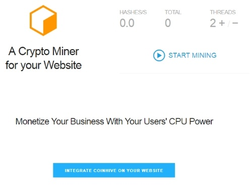 cryptojacking-coinhive