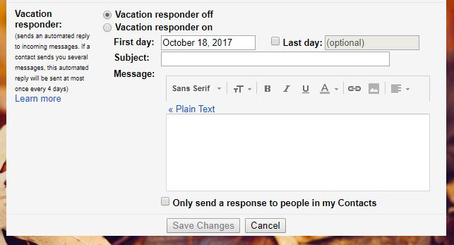 gmail-responder