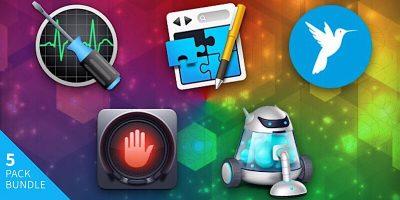 Pay What You Want: Fab 5 Mac App Bundle ft. TechTool Pro 9.5