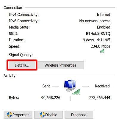 windows-router-details