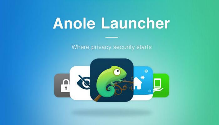 anole-launcher