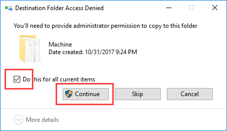 backup-group-policy-settings-admin-permission