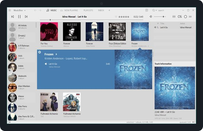 best-music-player-for-windows-musicbee