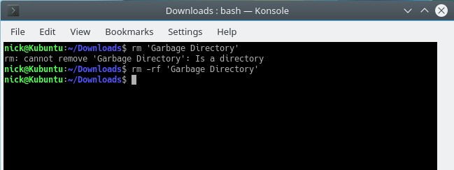How to Delete a Directory in Linux - Make Tech Easier