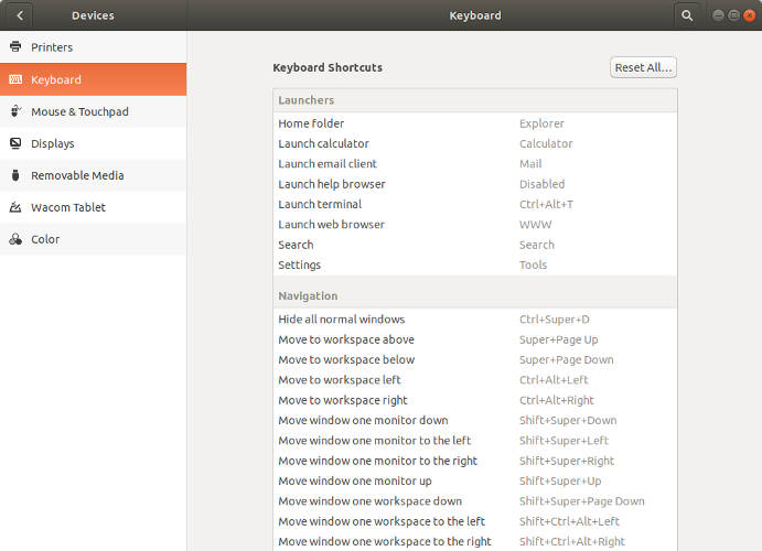 Useful GNOME Shell Keyboard Shortcuts You Might Not Know