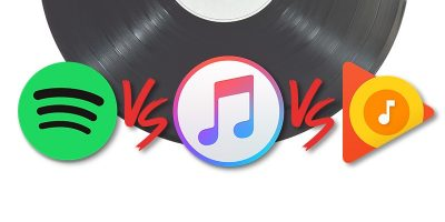 Spotify vs. Google Play Music vs. Apple Music: Which Should You Use?