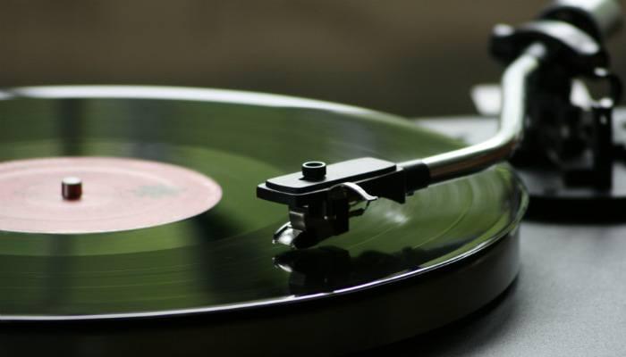vinyl-mp3-player