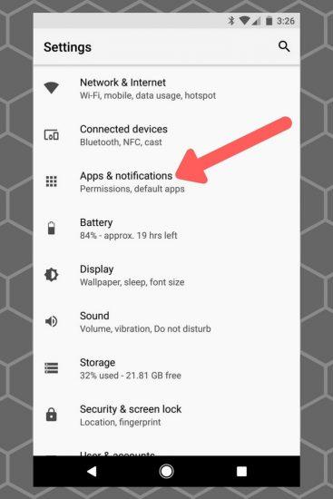 Sideload-Oreo-apps-notification-menu-min