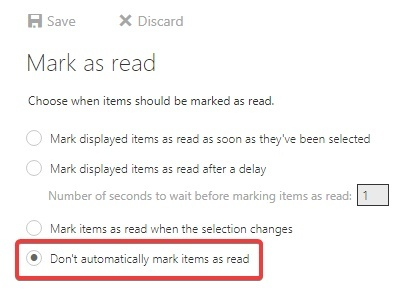 How to Stop Outlook and Gmail from Marking Emails as Read - Make