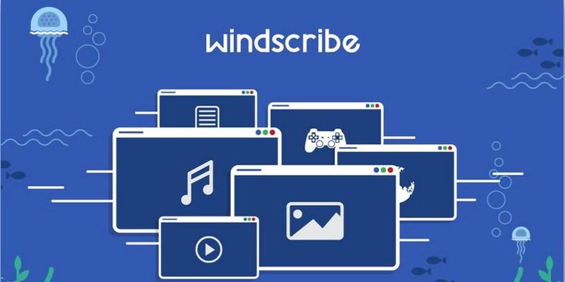 Windscribe-VPN