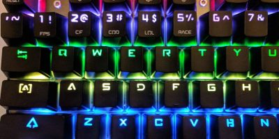 AUKEY KM-G3 Mechanical Gaming Keyboard Review and Giveaway