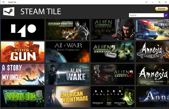 customize-windows-live-tiles-steam-tile