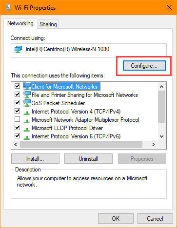 disable-wifi-win10-click-configure