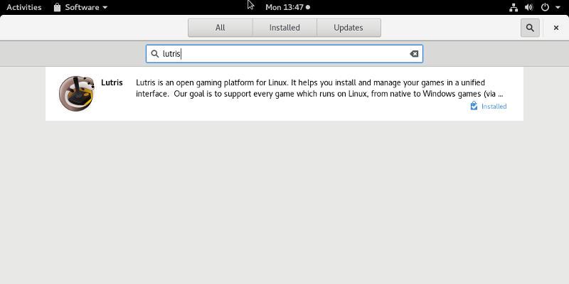 GNOME Software External Repository