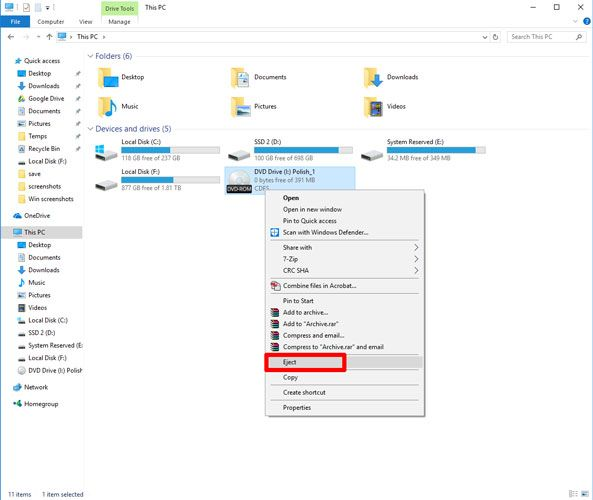 how-to-mount-unmount-iso-file-windows-eject