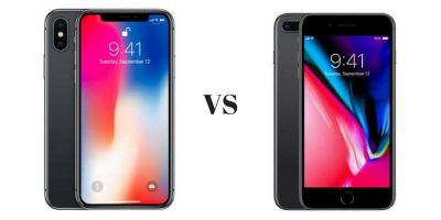 iPhone X vs. iPhone 8: What's the Difference?