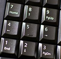 Numpad Emulator