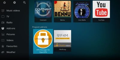 How to Use a VPN With Kodi