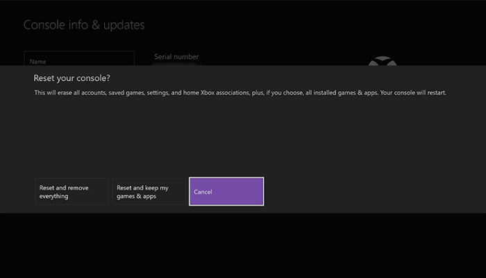 How to Factory Reset Your Xbox One Console - Make Tech Easier