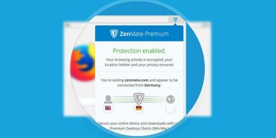 Stay Protected Online with ZenMate Premium VPN: Lifetime Subscription at 92% Off