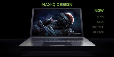 NVIDIA MAX-Q Laptops: High Performance Gaming on Laptops