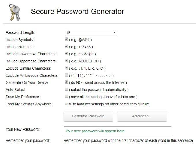 passwords-online-secure