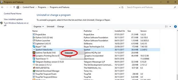 windows-os-run-faster-click-uninstall