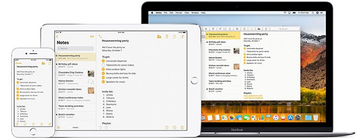 best-ios-note-taking-app-2018-apple-notes