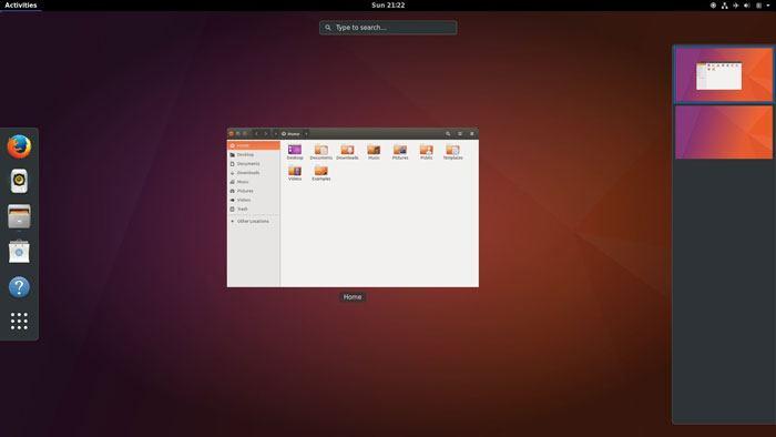 how to start gnome desktop from command line ubuntu server