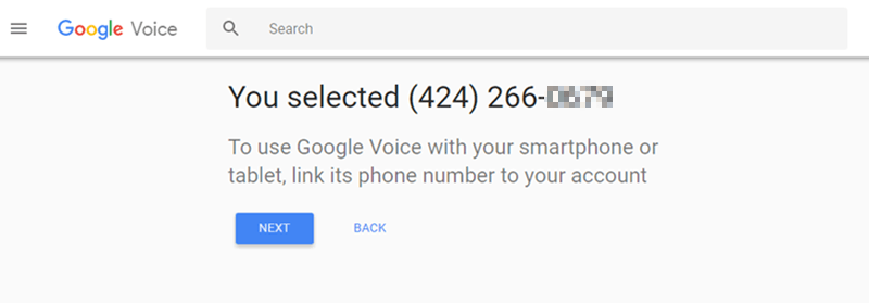 google-voice-number-gv-4
