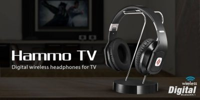 Hammo TV Wireless Headphones – Review and Giveaway