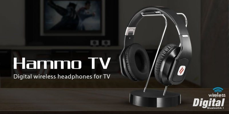 Hammo TV Wireless Headphones - Review and Giveaway