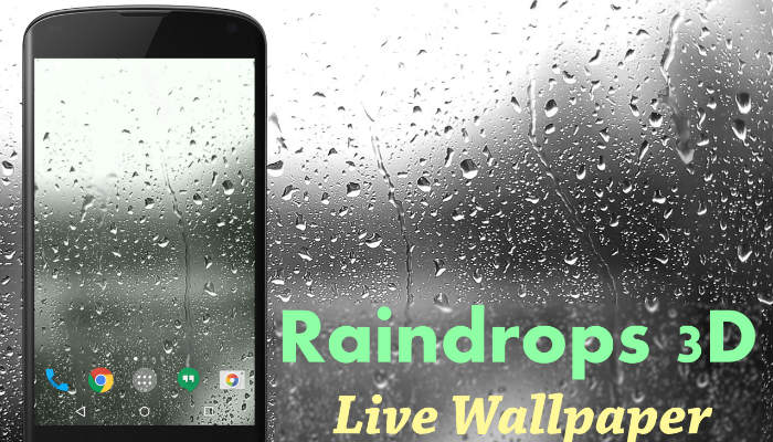 live-wallpaper-raindrops