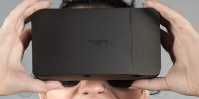 Moggles Portable Mobile VR Goggles – Review and Giveaway