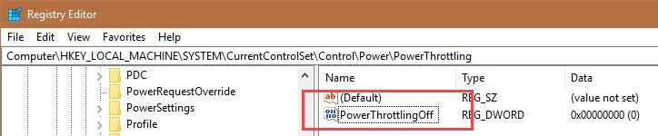 power-throttling-win10-name-value