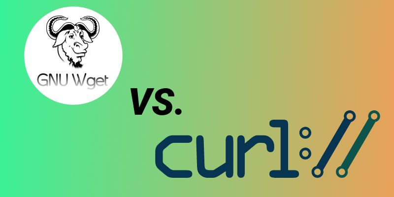 Curl vs  Wget: Their Differences, Usage and Which One You