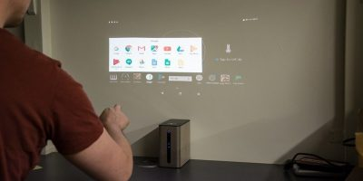 Sony's Xperia Touch Projector Lets You Turn Any Surface into an Android Device