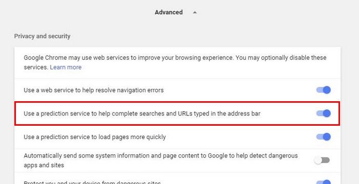 How to Turn Off Chrome URL Autocomplete - Make Tech Easier