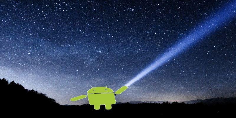 flashlight on android zte