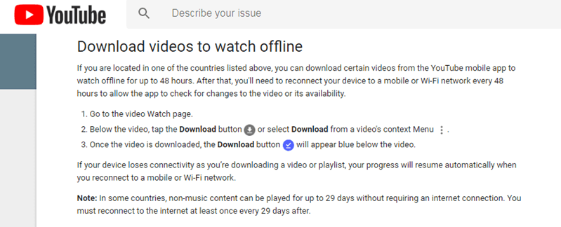 How to Watch YouTube Videos Offline on Mobile - Make Tech Easier